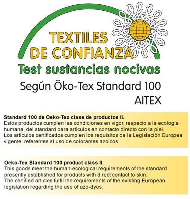 Oeko Tex Portelly